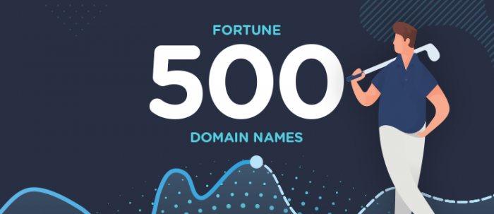 Domain Names of Fortune 500 Companies