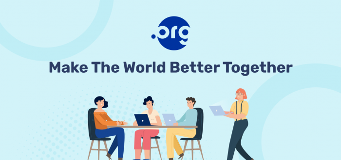.ORG Domain Extension: Make The World Better Together