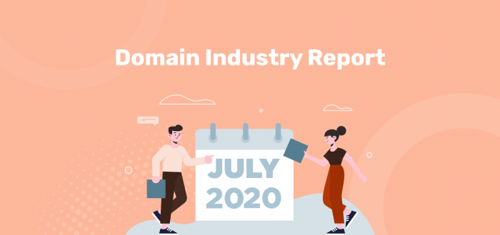 Domain Industry Report July 2020