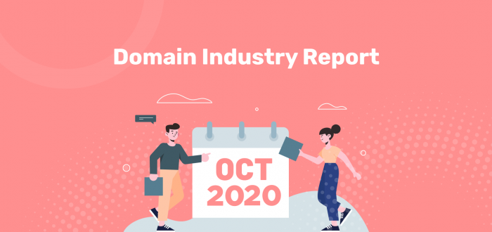 October 2020 Domain Industry Report